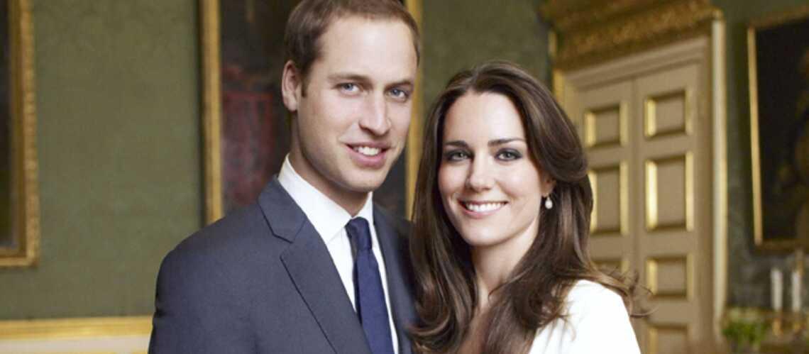Bébé royal: un petit Lancelot ou une jolie Ursula pour Kate et William?