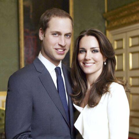 William et Kate à dîner pour les fêtes