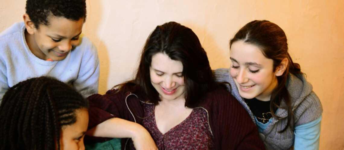 Anne Alassane: «Être enceinte m'aide à tenir le coup»