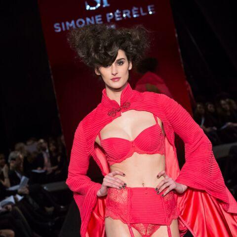 Simone Pérèle, un défilé couture