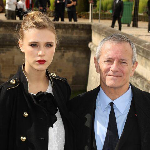 Francis Huster et Gaia Weiss: situation amoureuse, c'est compliqué
