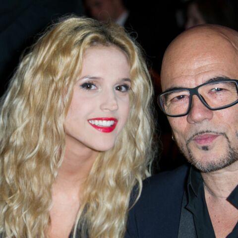 Gala By Night: Pascal Obispo et sa compagne Julie glamour au Sidaction