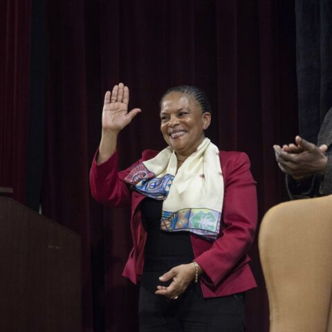 Christiane Taubira «loyale au président de la République»