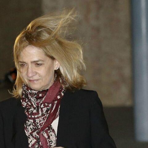 L'infante Cristina relaxée, son mari prend 6 ans de prison
