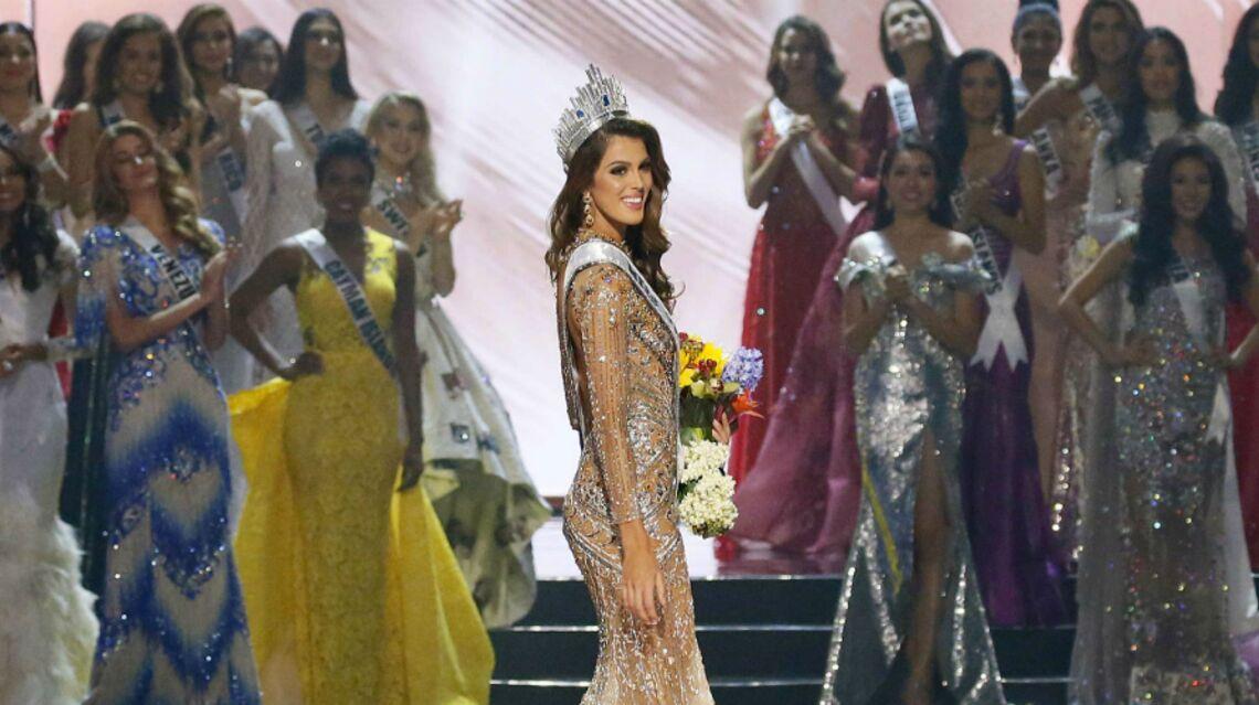 VIDEO – Iris Mittenaere (Miss France 2016) sacrée Miss Univers