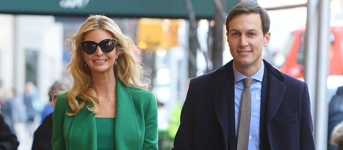 PHOTO – Ivanka Trump: le geste osé de son mari Jared Kushner