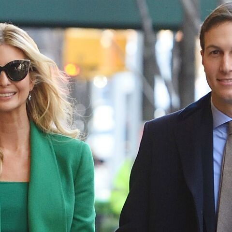 PHOTO – Ivanka Trump : le geste osé de son mari Jared Kushner