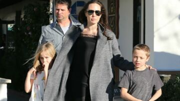 PHOTOS – Angelina Jolie: ses jumeaux Vivienne et Knox ont bien grandi!