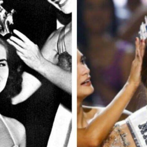 PHOTOS – Miss Univers: qui est Christiane Martel, la Française élue avant Iris Mittenaere?