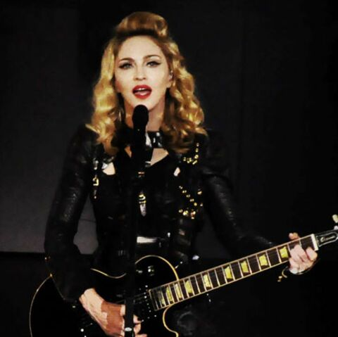 Madonna et son «show spécial» à l'Olympia