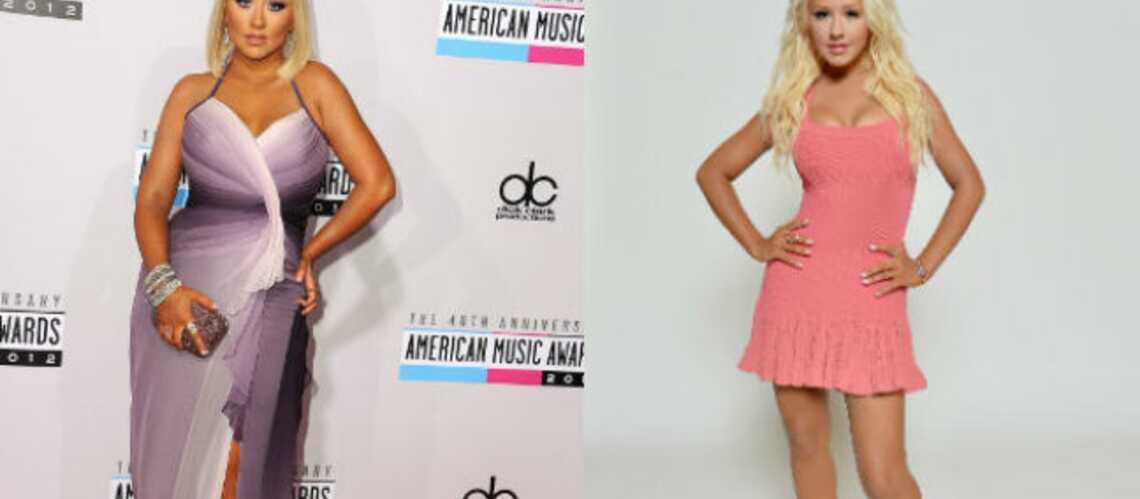 L'incroyable métamorphose de Christina Aguilera