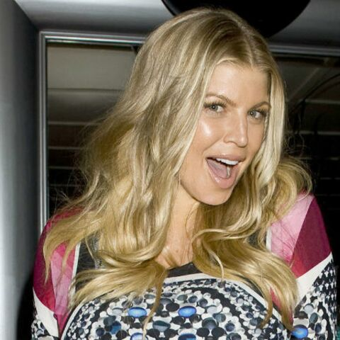 Photos- Fergie, sa baby shower « gay »