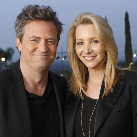 Lisa Kudrow et Matthew Perry, nostalgiques de Friends