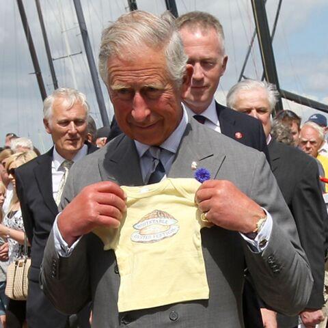Le prince Charles révèle le surnom du petit George