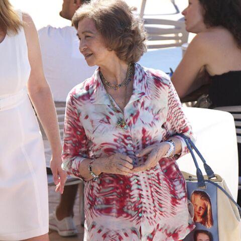 Sophie d'Espagne, une fashion grand-mère