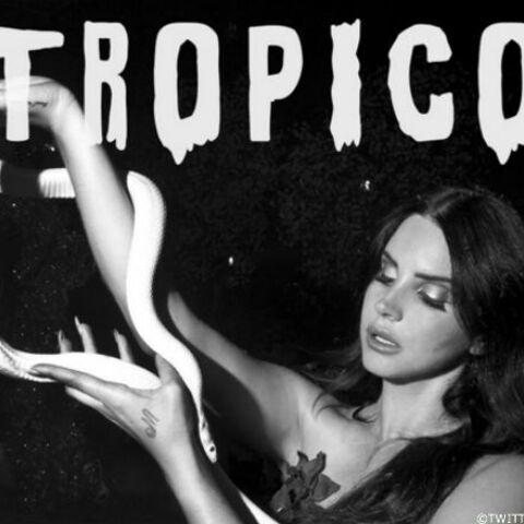 Lana Del Rey, mystique dans «Tropico»