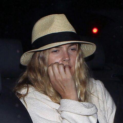 Drew Barrymore en deuil