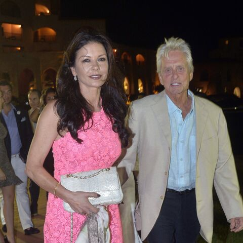 Photos – Catherine Zeta-Jones et Michael Douglas: la dolce vita