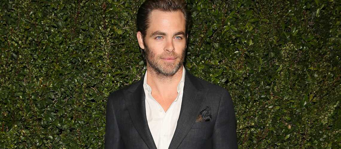 Chris Pine s'entiche de Wonder Woman