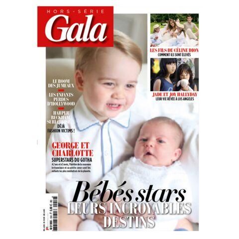 Hors-série: les bébés stars, de Princesse Charlotte à North West