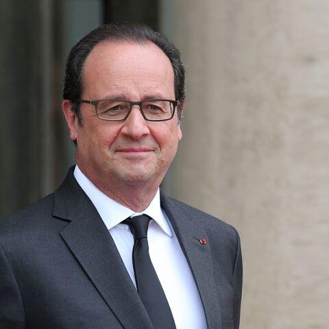 François Hollande, roi de l'auto-dérision