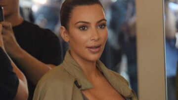 Kim Kardashian voyage dans le temps