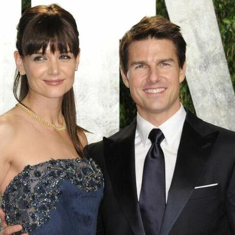 Tom Cruise et Katie Holmes: cinq ans d'amour en photos