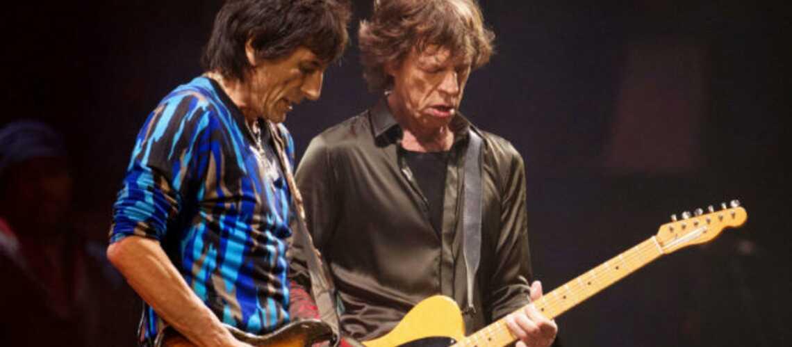 Photos- Rolling Stones, leur première fois à Glastonbury