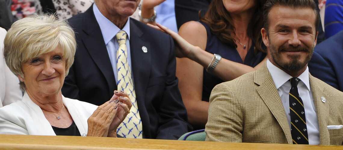 David Beckham: la femme de sa vie, c'est Sandra