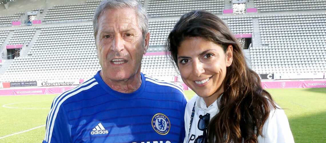 Photos- Jean-Paul Belmondo et Jean-Claude Darmon: les Bleus ont des supporters très VIP