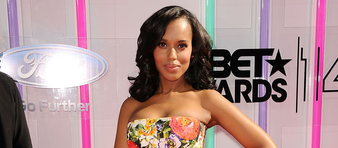 T'as le look… Kerry Washington!