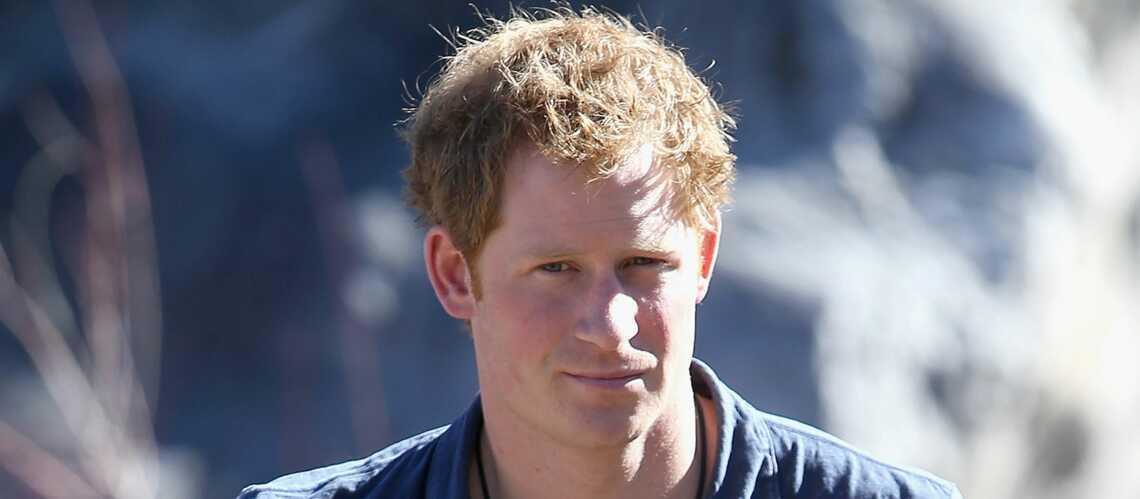 Prince Harry: «George, on dirait Churchill, en jeune»