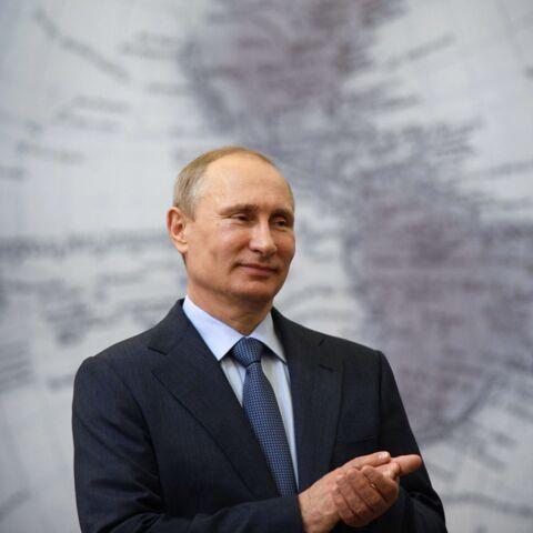 Vladimir Poutine se prend pour un méchant dans James Bond