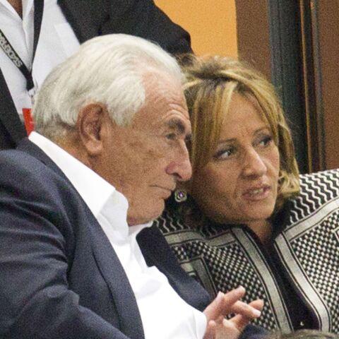 Dominique Strauss-Kahn a retrouvé la sérénité auprès de son épouse, Myriam L'Aouffir