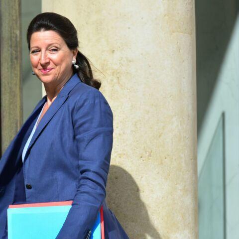 La ministre de la Santé, ex épouse de l'un des fils de Simone Veil, fait part de son émotion particulière