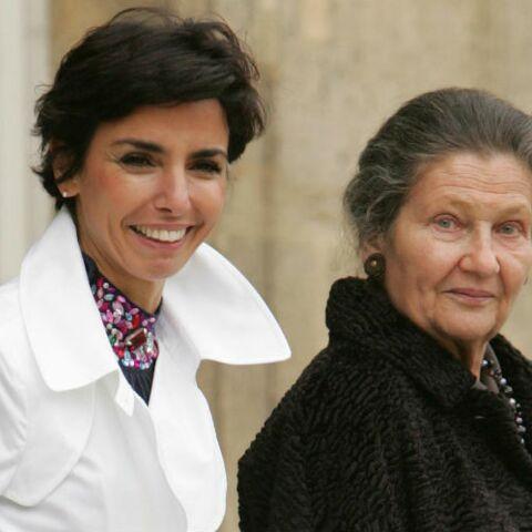 Simone Veil, l'ange gardien de Rachida Dati: l'ancienne garde des Sceaux lui rend hommage