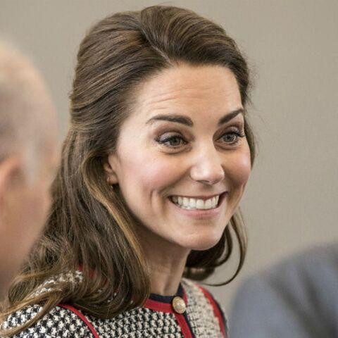 Enceinte de 8 mois, Kate Middleton a fait une folie