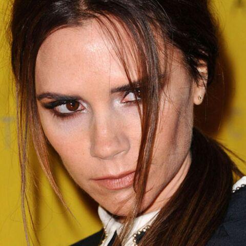Victoria Beckham, plus heureuse qu'elle n'en a l'air