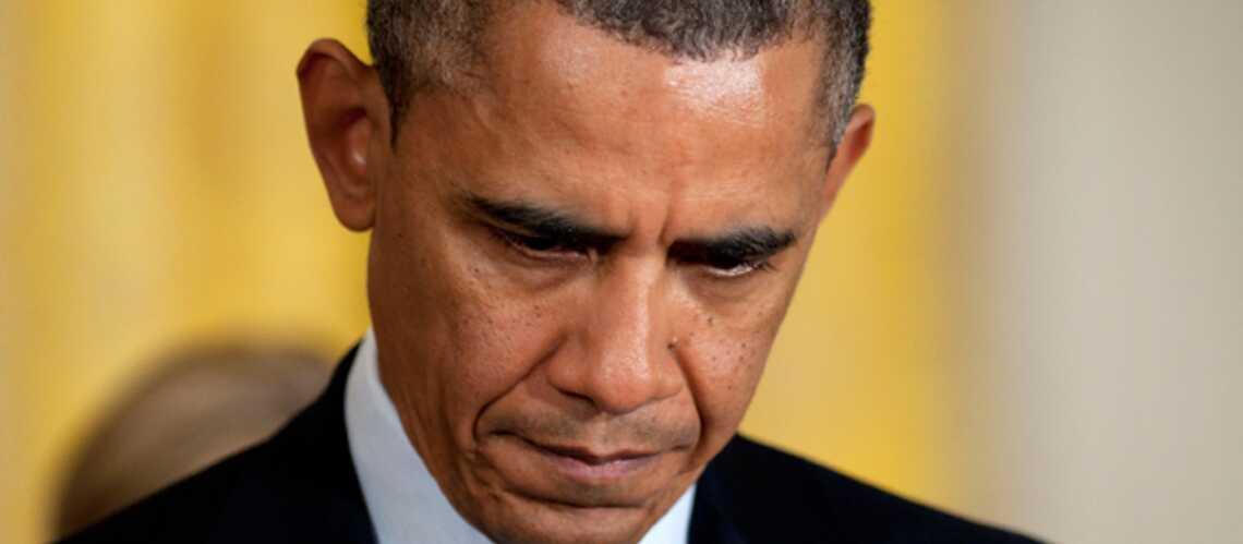 Barack Obama si loin des siens