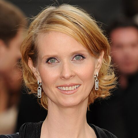 Cynthia Nixon trouve le film Sex and the city… sexiste