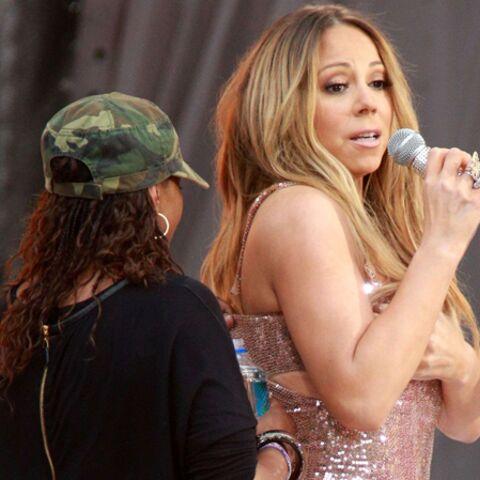 Jessica Chastain, Beyoncé, Mariah Carey: des stars bien aidées