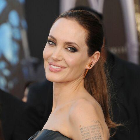 Angelina Jolie est déjà belle-mère