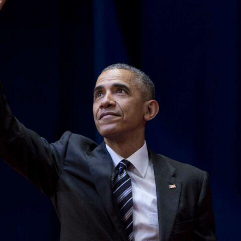 Les Obama: de la Maison Blanche à la maison rouge
