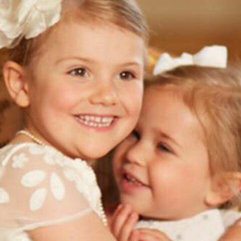 Estelle et Leonore de Suède, fous rires entre cousines