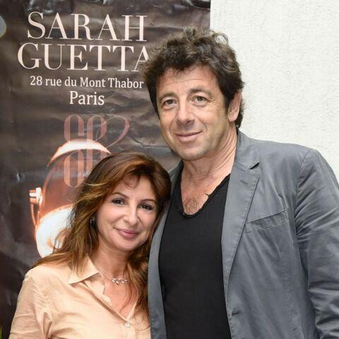 Patrick Bruel, Richard Berry… Tous là pour les 50 ans de Sarah Guetta