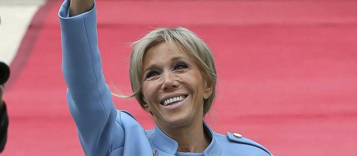 «Coquette et coquine» Brigitte Macron intrigue à l'étranger