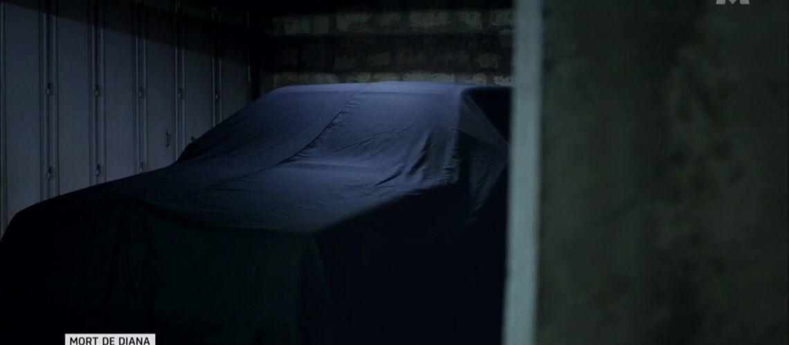 photo qu 39 est devenue la voiture de lady diana lors de l 39 accident fatal gala. Black Bedroom Furniture Sets. Home Design Ideas