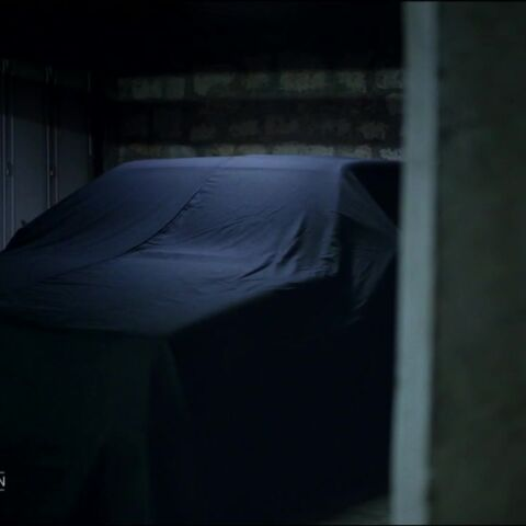 PHOTO- Qu'est devenue la voiture de Lady Diana lors de l'accident fatal?