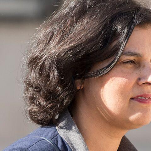Oups, l'ex ministre Myriam El Khomri se fait arroser sur un marché