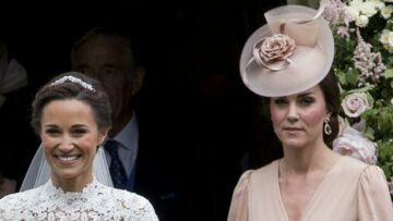 Kate Middleton: comment elle a aidé sa sœur Pippa pour son mariage